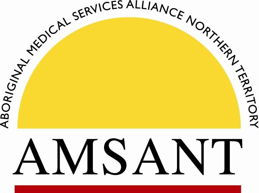 Aboriginal Medical Services Alliance Northern Territory Logo