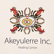 Akeyulerre Healing Centre Logo