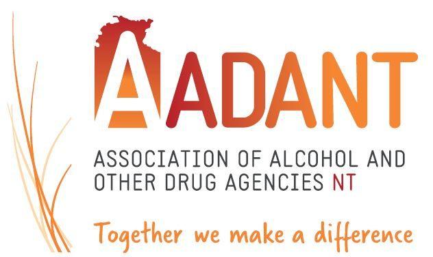 Association of Alcohol & Other Drug Agencies NT (AADANT) Logo