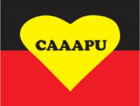 Central Australian Aboriginal Alcohol Programmes Unit (CAAAPU) Logo