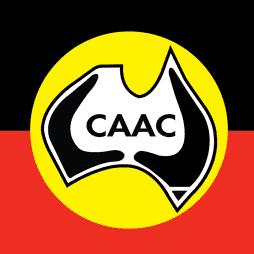 Central Australian Aboriginal Congress (CAAC) Logo