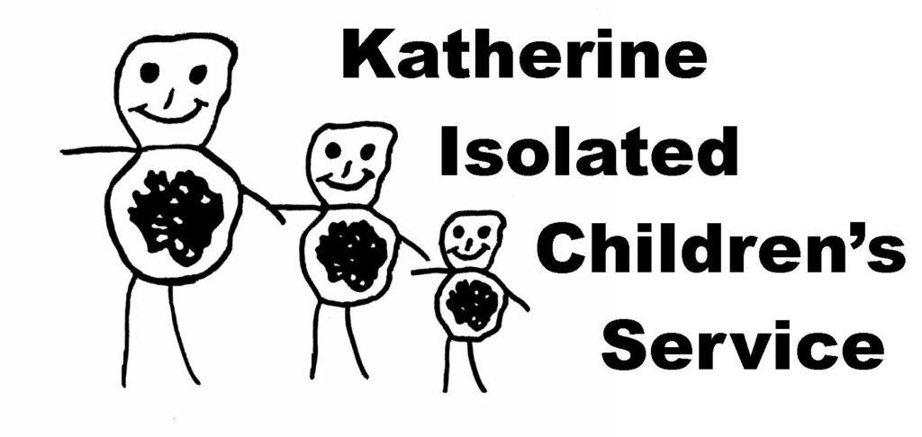 Katherine Isolated Children's Service (KICS) Logo