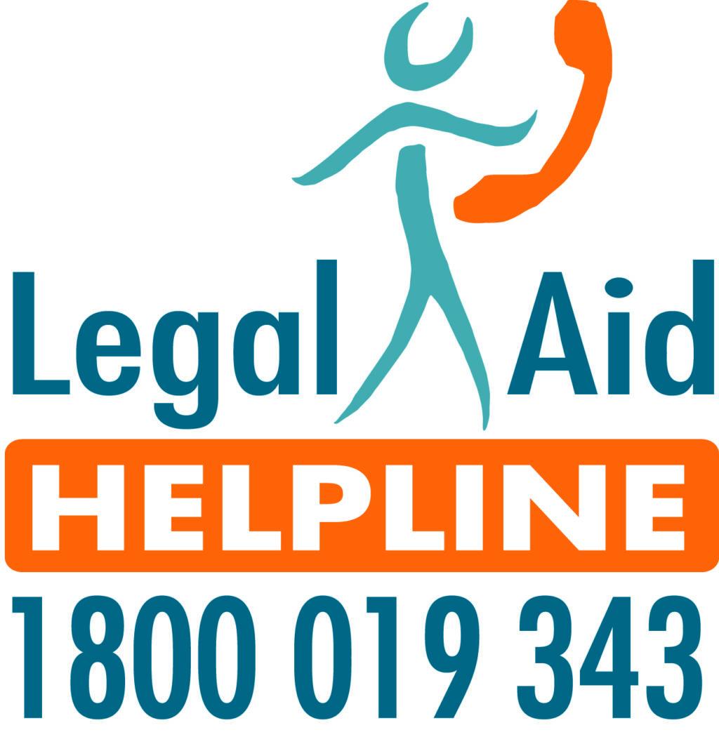 Legal Aid Helpline Logo