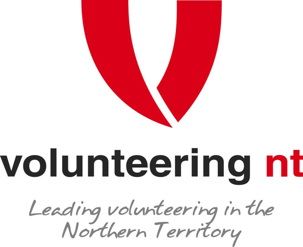 Volunteering NT Logo