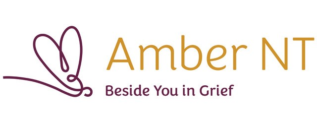 Bereaved Parent Support NT Inc T/as Amber NT Logo